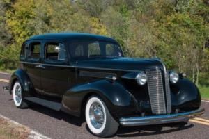 1937 Other Makes Special Trunkback Sedan Restomod