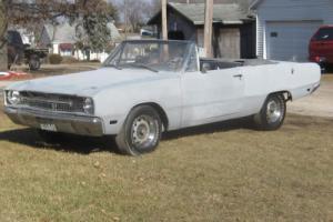 1969 Dodge Dart convertible Photo