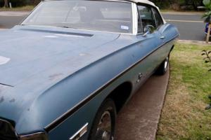 1968 Chevrolet Impala SS427 Project