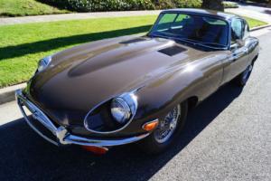 1969 Jaguar E-Type ALL ORIGINAL COUPE WITH 78K ORIGINAL MILES