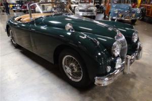 1960 Jaguar XK -- Photo
