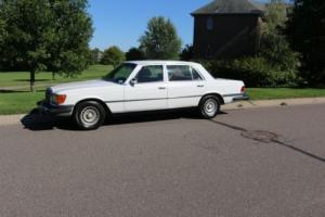 1980 Mercedes-Benz 400-Series