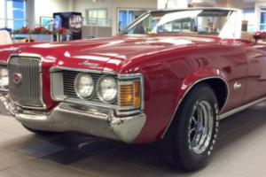 1972 Mercury Cougar Photo