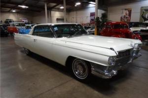 1964 Cadillac Coupe de Ville --