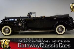 1938 Packard 1605 --