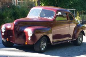 1941 Plymouth Coupe Photo