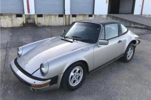 1982 Porsche 911 --