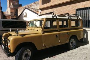 1979 Land Rover LR3 Land Rover Santana 109 Especial Long