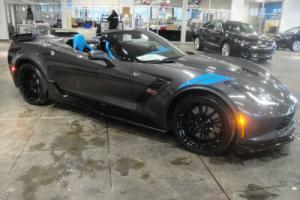 2017 Chevrolet Corvette 3LT, Z25, LTI, NAV
