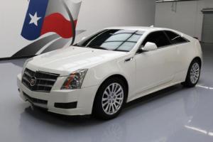 2011 Cadillac CTS COUPE AUTO CRUISE CTRL ALLOYS