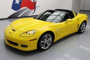 2012 Chevrolet Corvette Z16 GRAND SPORT 2LT NAV HUD
