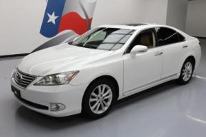 2012 Lexus ES VENT LEATHER SUNROOF NAV REAR CAM
