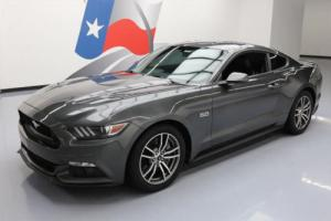 2016 Ford Mustang GT 5.0 PREMIUM VENT LEATHER NAV