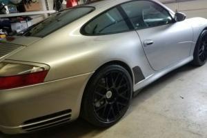 2005 Porsche 911 Carrera 4 S
