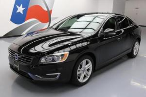 2015 Volvo S60 T5 DRIVE-E PREMIER LEATHER SUNROOF