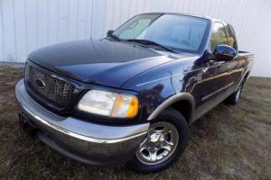 2003 Ford F-150 72K Lariat 4dr SuperCab 5.4L 1 OWNER Florida