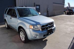 2008 Ford Escape 2.3L Hybrid Electric FWD SUV 34 mpg