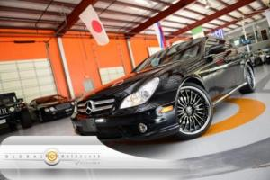 2011 Mercedes-Benz CLS-Class CLS550 Photo
