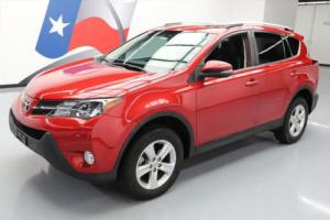 2013 Toyota RAV4 XLE SUNROOF NAV REAR CAM ALLOYS