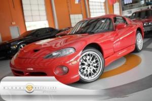 2002 Dodge Viper GTS ACR