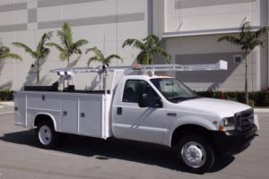 2003 Ford Other Pickups Service Utility Body