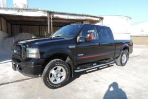 2007 Ford F-250 Outlaw RARE 4x4 Diesel! Photo