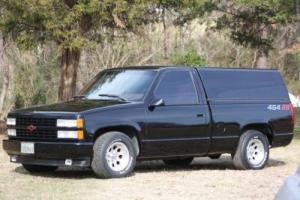 1990 Chevrolet C/K Pickup 1500 454 SS