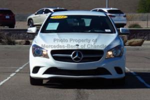 2014 Mercedes-Benz CLA-Class 4dr Coupe CLA250