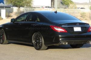 2017 Mercedes-Benz CLS-Class AMG CLS 63 S 4MATIC Coupe