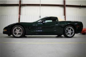 2000 Chevrolet Corvette --