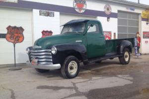 1949 Chevrolet Other Pickups Runs Drives Vintage Truck