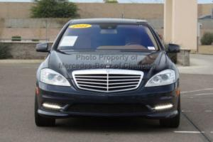 2012 Mercedes-Benz S-Class 4dr Sedan S550 RWD Photo