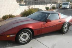 1987 Chevrolet Corvette Photo
