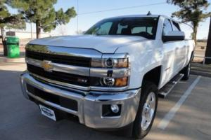 2015 Chevrolet Silverado 2500 LT Photo