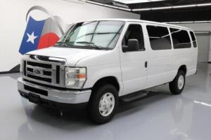 2009 Ford E-Series Van E350 XLT 5.4L V8 14-PASSENGER VAN POOL Photo