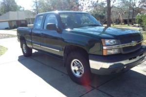2004 Chevrolet C/K Pickup 1500 LT