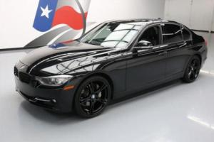 2013 BMW 3-Series 335I SEDAN SPORT SUNROOF NAV HTD SEATS