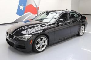 2013 BMW 3-Series 335I SEDAN M-SPORT SUNROOF NAV HUD XENONS