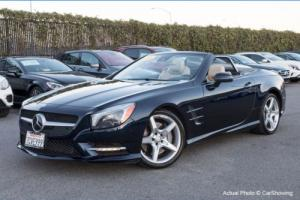 2014 Mercedes-Benz SL-Class CERTIFIED 2014 MB SL550 w/ Distronic PLUS