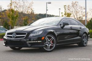 2014 Mercedes-Benz CLS-Class CERTIFIED 2014 MB CLS63 AMG  LOADED