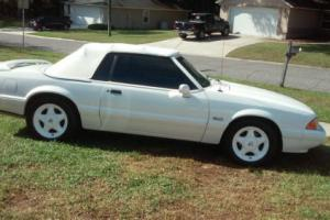 1993 Ford Mustang LX FEATURE CAR