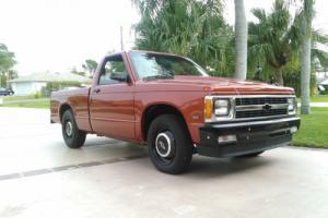 1991 Chevrolet S-10