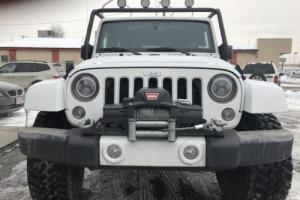 2016 Jeep Wrangler Jeep Wrangler Sahara Edition