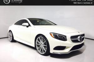 2016 Mercedes-Benz S-Class S550 Photo