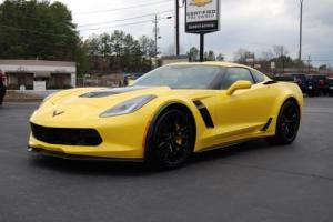 2017 Chevrolet Corvette 2LZ w/Z07 Performance Package