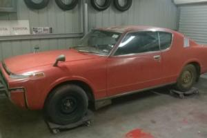 REDUCED TO SELL 1971 toyota crown COUPE suit ra28 celica datsun 240k 240z
