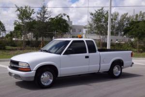 "2003 Chevrolet S-10 Ext Cab 123"" WB"