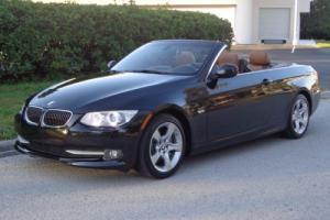 2013 BMW 3-Series 335i Cabrio