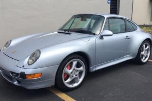 1996 Porsche 911 1996 Porsche C4S Photo