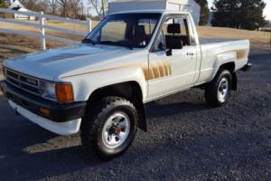 1987 Toyota SR5 5 Speed Manual